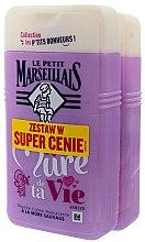 Духи, Парфюмерия, косметика Набор - Le Petit Marseillais Je Suis La Mure De Ta Vie Shower Gel (sh/gel/2x250ml)