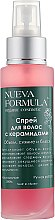 Духи, Парфюмерия, косметика Спрей для волос с керамидами - Nueva Formula