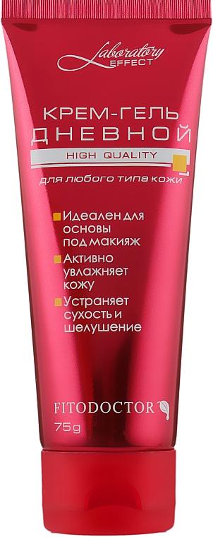 Крем-гель дневной для любого типа кожи - Фитодоктор