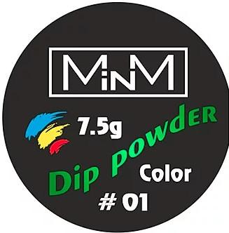 Пудра для ногтей - M-in-M Dip Powder