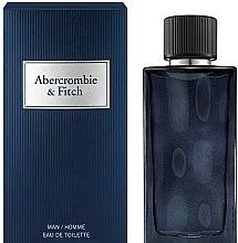 Духи, Парфюмерия, косметика Abercrombie & Fitch First Instinct Blue (TRY) - Туалетная вода
