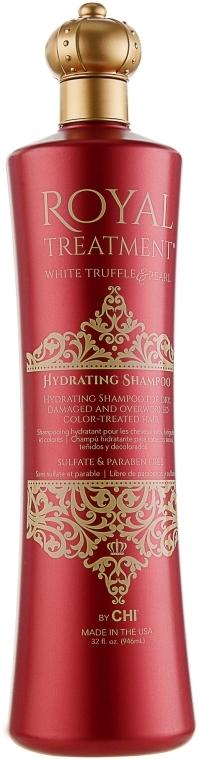 Увлажняющий шампунь для волос - Chi Royal Treatment Hydrating Shampoo