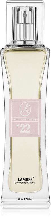 Lambre № 22 - Парфюмированная вода