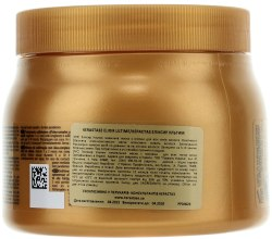 Питательная маска - Kerastase Elixir Ultime Beautiful Oil Masque — фото N3