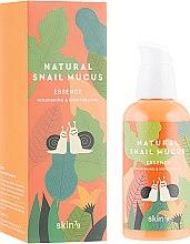 Духи, Парфюмерия, косметика Эссенция для лица со слизью улитки - Skin79 Natural Snail Mucus Essence