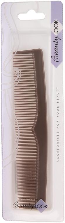 Гребешок карманный, светло-коричневый - Inter-Vion
