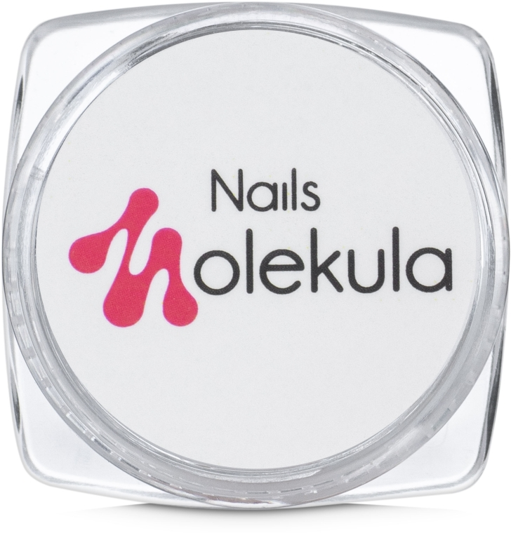 Фигурки для дизайна ногтей, розово-бежевые - Nails Molekula
