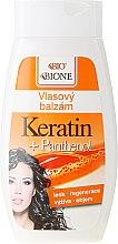 Духи, Парфюмерия, косметика Бальзам для волос - Bione Cosmetics Keratin + Panthenol Hair Balm