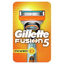 Духи, Парфюмерия, косметика Бритва с 1 сменной кассетой - Gillette Fusion Power