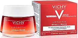 Духи, Парфюмерия, косметика Антивозрастная экспресс-маска с гиалуроновой кислотой - Vichy Liftactiv Hyalu Mask