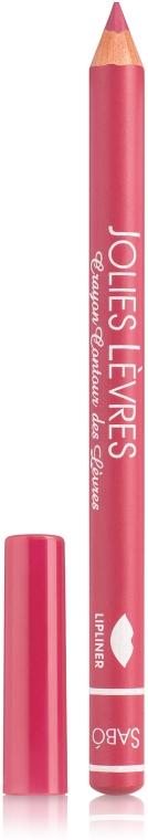 Карандаш для губ - Vivienne Sabo Jolies Lip levres (мини)