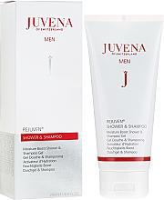Парфумерія, косметика Гель-шампунь для душу - Juvena Rejuven Men Moisture Boost Shower & Shampoo Gel
