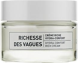 Духи, Парфюмерия, косметика Крем для лица, насыщенный увлажняющий - Algologie Hydra Plus Hydra-Comfort Rich Cream