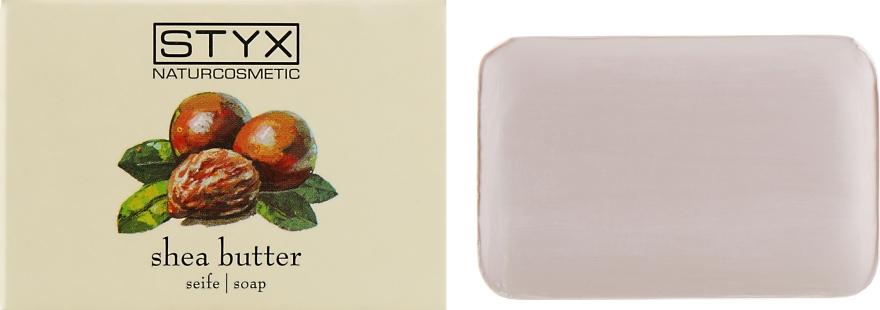 Натуральное мыло «Ши» - Styx Naturcosmetic Seife