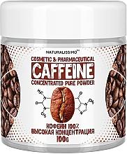 Духи, Парфюмерия, косметика Кофеин концентрированный 96% - Naturalissimo