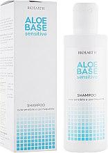 Духи, Парфюмерия, косметика Шампунь для чувствительной кожи головы с алоэ - Bioearth The Beauty Seed Sensitive Aloebase Shampoo