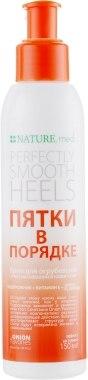 """Крем от трещин на пятках """"Пятки в порядке"""" - NATURE.med Nature's Solution Perfectly Smooth Heels — фото N2"""