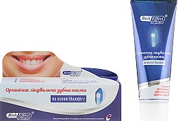 Духи, Парфюмерия, косметика Органическая лечебная зубная паста на основе бишофита - Bisheffect
