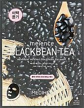 Духи, Парфюмерия, косметика Маска для лица с экстрактом черных бобов - Mediheal Meience Blackbean Tea Mask