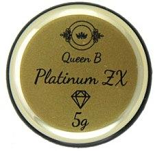 Духи, Парфюмерия, косметика Гель-лак для ногтей - Queen B Platinum ZX Gel