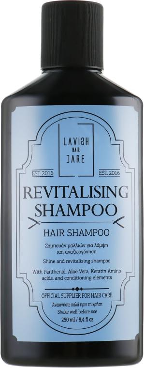 """Шампунь для мужчин """"Увлажнения и восстановления волос"""" - Lavish Care Revitalizing Shampoo"""