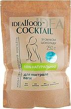 Духи, Парфюмерия, косметика Низкоуглеводный коктейль для контроля веса со вкусом шоколада - J'erelia Idealfood Cocktail