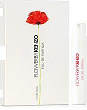 Духи, Парфюмерия, косметика Kenzo Flower by Kenzo - Парфюмированная вода (пробник)