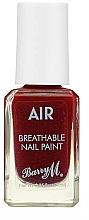 Духи, Парфюмерия, косметика Лак для ногтей - Barry M Air Breathable Nail Paint