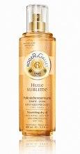 Духи, Парфюмерия, косметика Roger&Gallet Bois D'Orange - Питательное масло