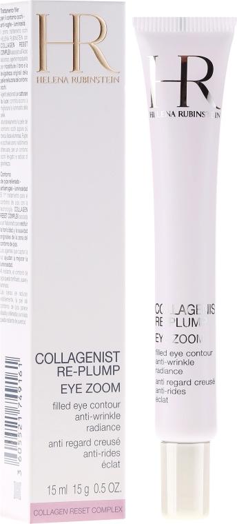 Антивозрастной крем для кожи вокруг глаз - Helena Rubinstein Collagenist Re-Plump Eye Zoom