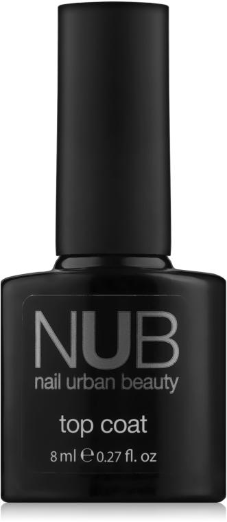 Закрепитель для гель-лака - NUB Top Coat
