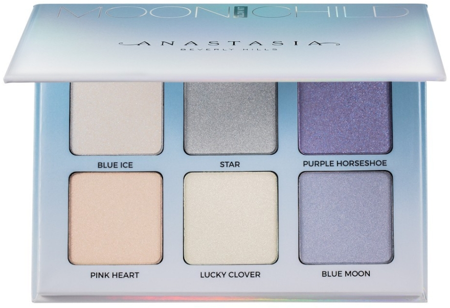 Палетка хайлайтеров - Anastasia Beverly Hills Glow Kit Moonchild