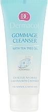 Духи, Парфюмерия, косметика Гель-скраб очищающий для всех типов кожи - Dermacol Face Care Gommage Cleanser