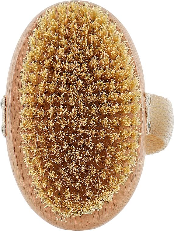 Мини-щетка для сухого антицеллюлитного массажа - Reclaire