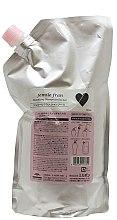 Духи, Парфюмерия, косметика Шампунь для сухих и поврежденных волос - Milbon Jemile Fran Shampoo Heart (дой-пак)