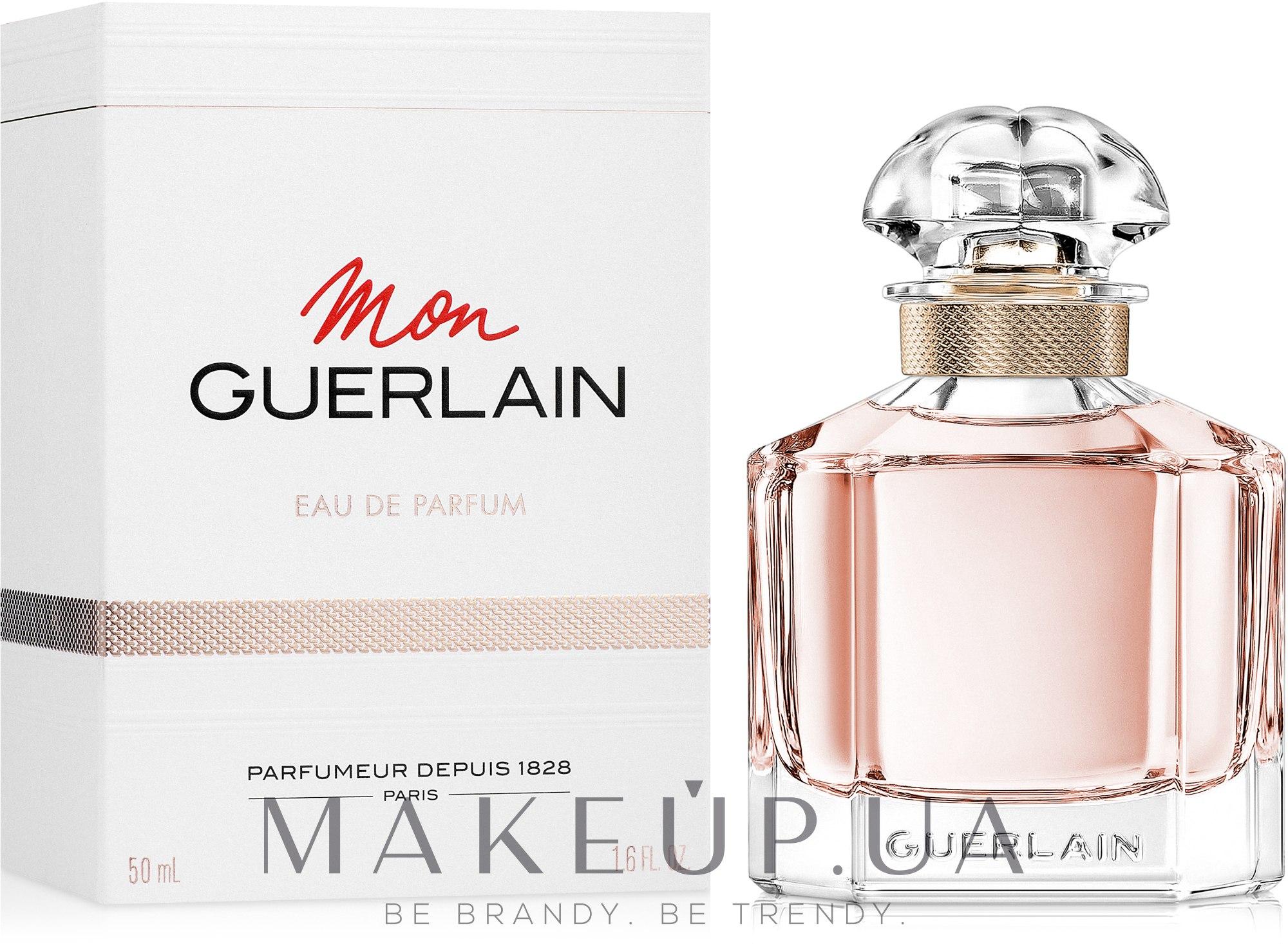 Guerlain Mon Guerlain - Парфюмированная вода — фото 50ml
