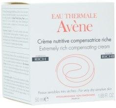 Духи, Парфюмерия, косметика Крем питательный для восстановления гидробаланса - Avene Soins Essentiels Rich Compensating Cream