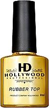 Духи, Парфюмерия, косметика Топ для гель-лака, каучуковый - HD Hollywood Rubber Top