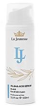 Духи, Парфюмерия, косметика Сыворотка с АНА кислотами 3% Ph-4.0 для лица - La Jeunesse Serum With Ana Acids 3% Ph-4.0