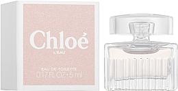 Духи, Парфюмерия, косметика Chloe L'Eau Eau de Toilette - Туалетная вода (мини)