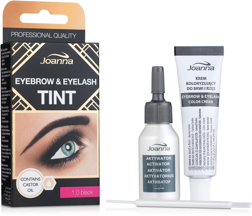 Краска для бровей и ресниц - Joanna Henna Eyebrow & Eyelash Tint