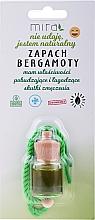 Духи, Парфюмерия, косметика Ароматизатор воздуха, бергамот - Mira