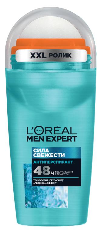 """Шариковый дезодорант """"Сила свежести"""" - L'Oréal Paris Men Expert"""