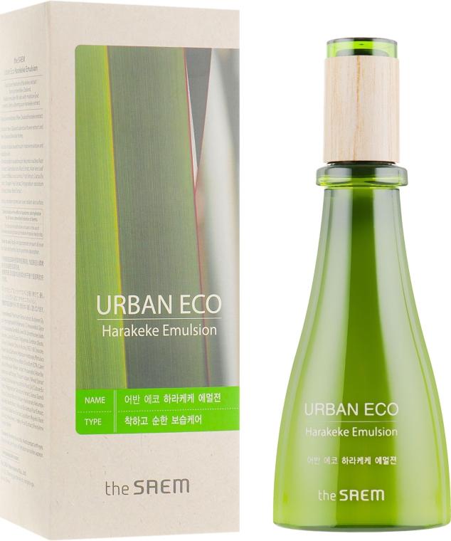 Эмульсия для лица с 83% экстрактом Новозеландского льна - The Saem Urban Eco Harakeke Emulsion