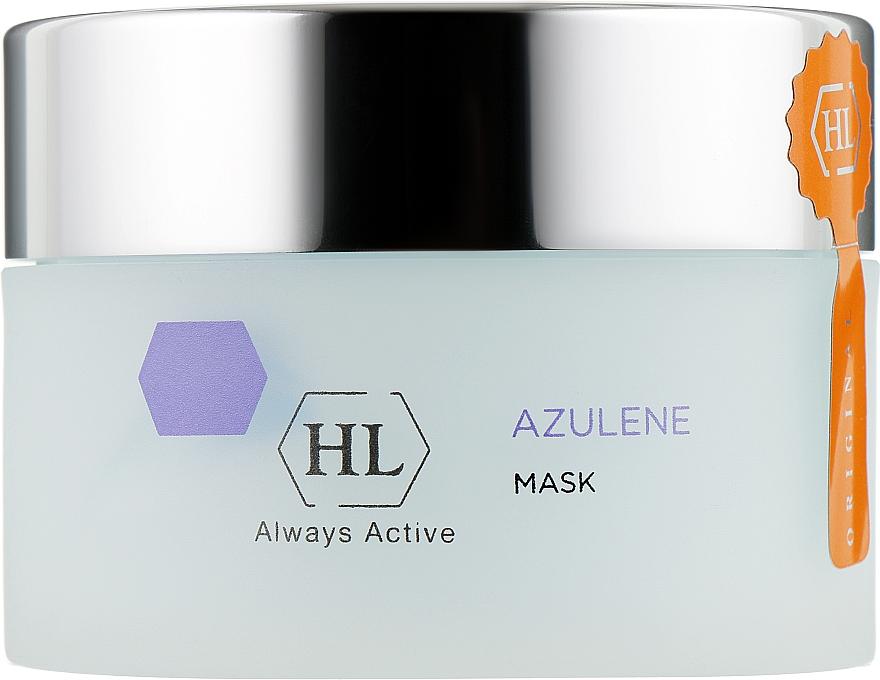 Питательная маска - Holy Land Cosmetics Azulene Mask