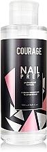 Духи, Парфюмерия, косметика Обезжириватель для ногтей - Courage Nail Prep