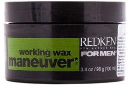 Духи, Парфюмерия, косметика Воск для укладки волос - Redken Maneuver Wax