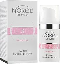 Духи, Парфюмерия, косметика Снимающий отечность гель для куперозной кожи вокруг глаз - Norel Arnica Eye Gel