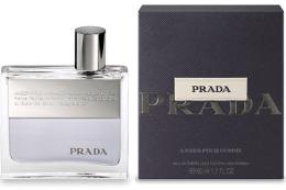 Духи, Парфюмерия, косметика Prada Amber Pour Homme - Туалетная вода