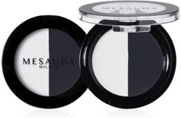 Духи, Парфюмерия, косметика УЦЕНКА Двойные тени для век - Mesauda Milano Vibrant Duo Eye Shadow *